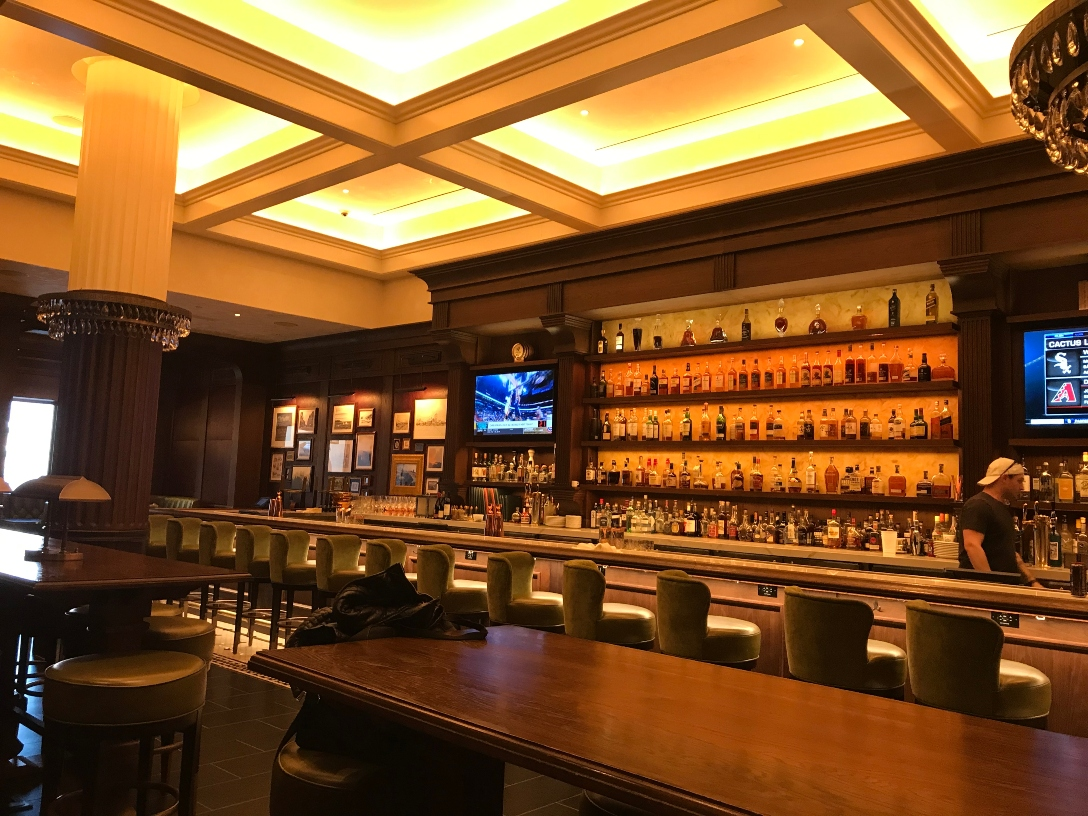 Chandler Steakhouse bar