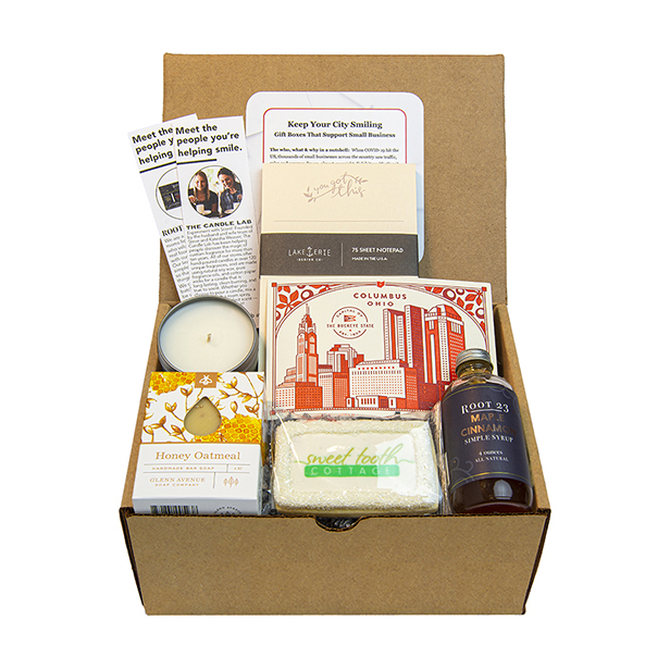 Exhibitpro Launches Curated Corporate Gift Boxes Supporting Local Businesses