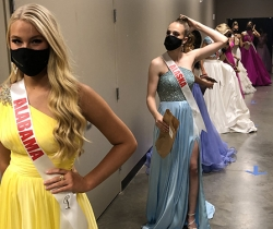 Miss USA Pageant Was a Beautiful Sight at Graceland