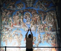 St. Louis Benefits from Michelangelo's Drawing Power